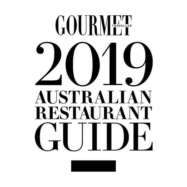 Gourmet 2019 Australian Restaurant Guide