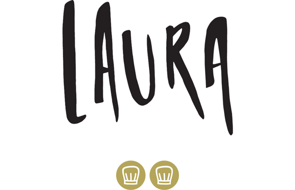Laura Logo Two Hats