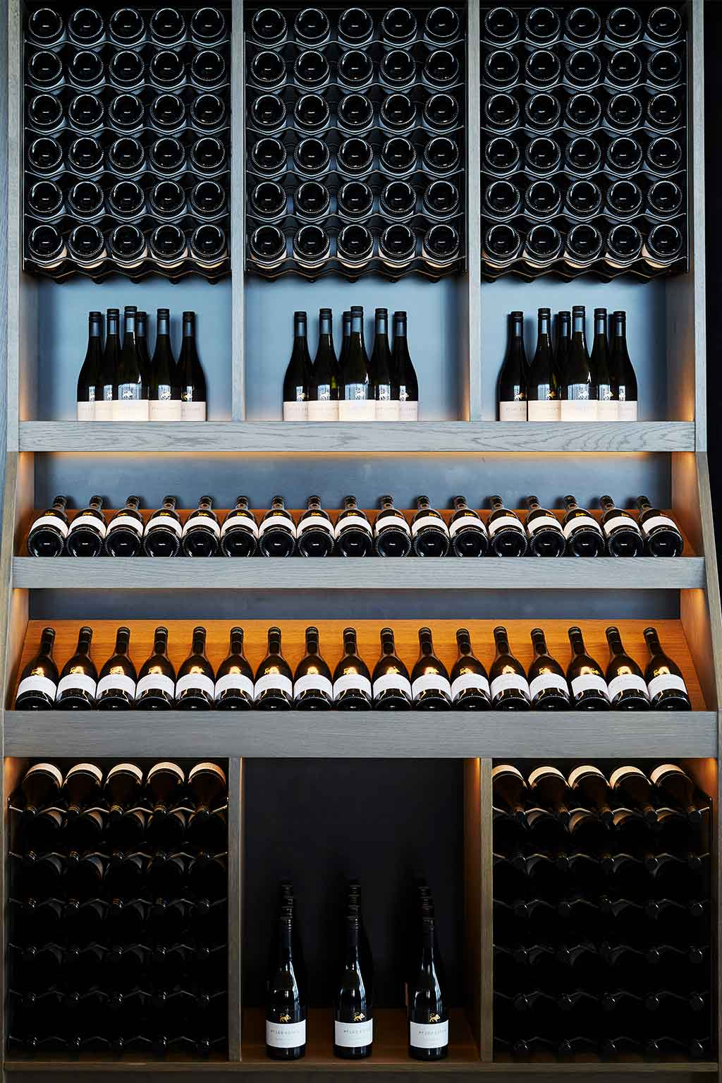 Wine Club Wine Rack